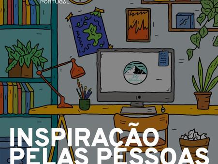"""Workshop """"Inspiração pelas pessoas"""" Solo Adventures & Gap Year Portugal  - Inscrições abertas!"""