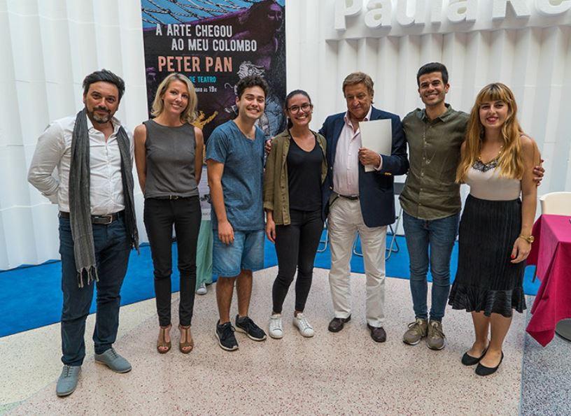 Juri Casting Peter Pan Centro Colombo 2017