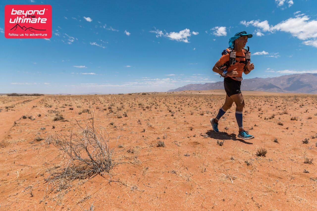 Ultra Desert Namíbia 2017 255 KM