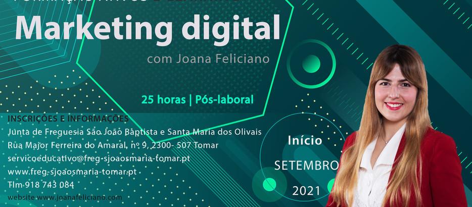 Formação em Marketing Digital Online