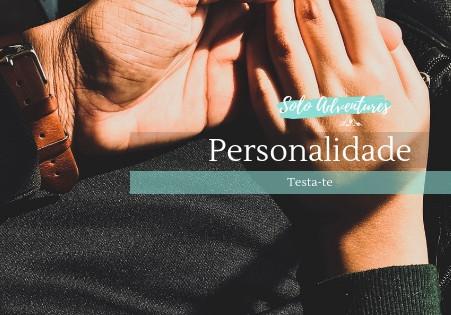 Espelho meu, que personalidade sou eu?