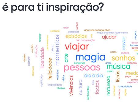 """""""Inspiração pelas pessoas"""" todas as dicas e o workshop online!"""