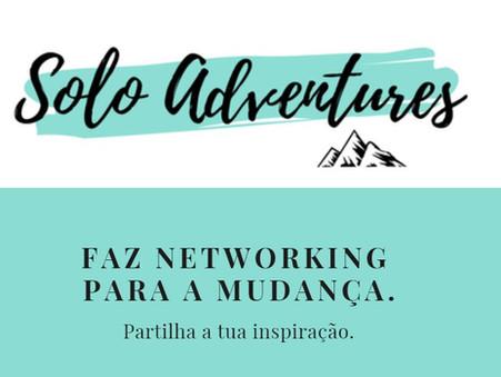 Faz Networking para a mudança!