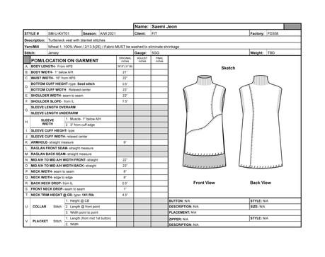 Tech Pack for Vest