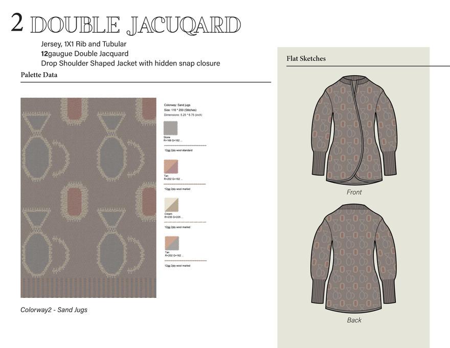 2. Double Jacuqard 02