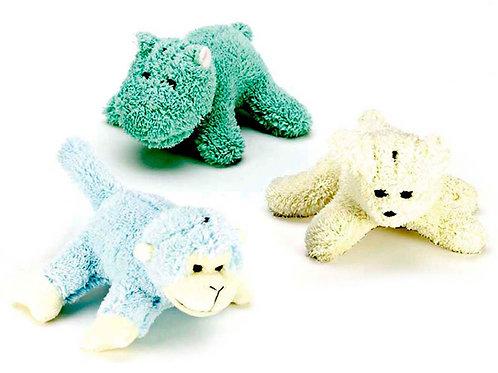 """4"""" Super Tiny Dog Chenille Toy Assorted"""