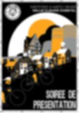 Affiche Soirée de Présentation SCO 2020