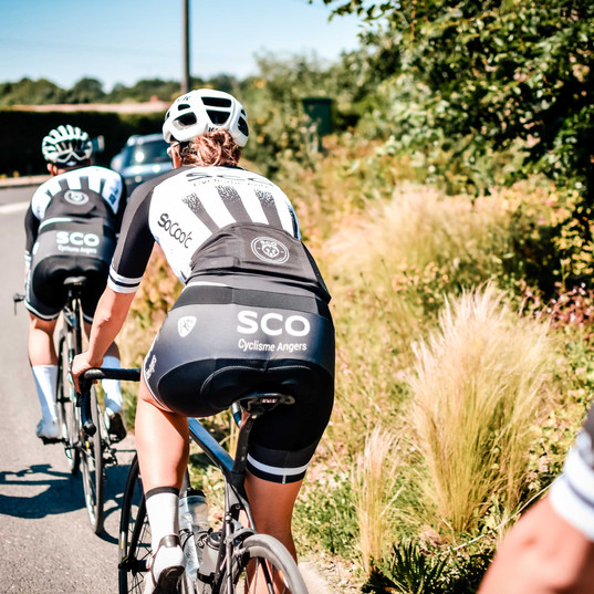 GROUPE SCO Cyclisme Angers