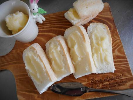 毎週月曜日更新中!松本堂レシピ 〈シュガーバターパン〉