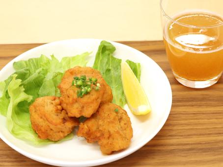 毎週月曜日更新中!松本堂レシピ 〈鶏の梅酢あん〉