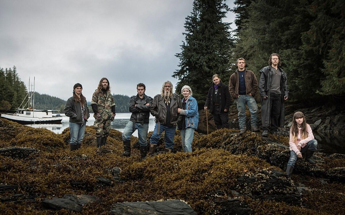 MI FAMILIA VIVE EN ALASKA