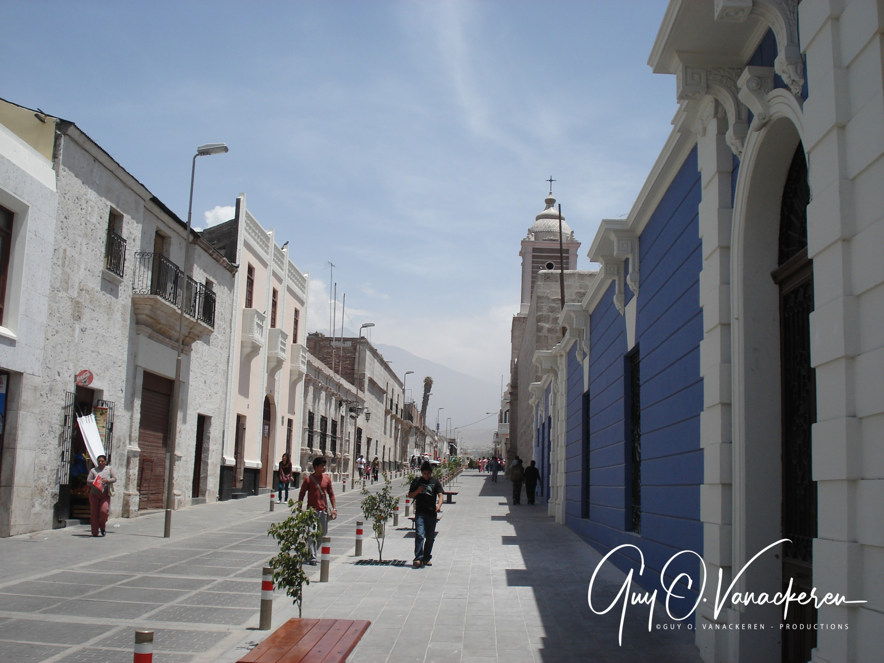 Arequipa ©Guy_Vanackeren