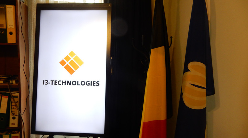 I3-Sixty tecnologia Belga