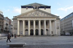 Théâtre de la Monnaie à Bruxelles