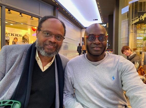 Writer Joseph Ndwanieye