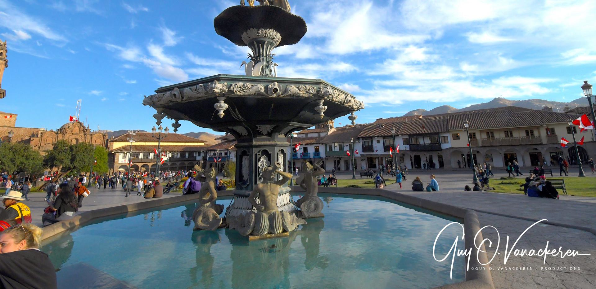 Aucaypata/ Place d'Armes de Cusco