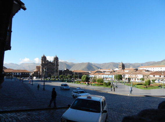 Cusco ©Guy_Vanackeren