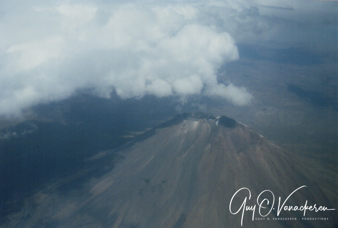 Volcans - survol