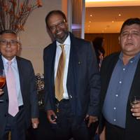 Président de la Chambre de Belgique et Luxembourg au Pérou