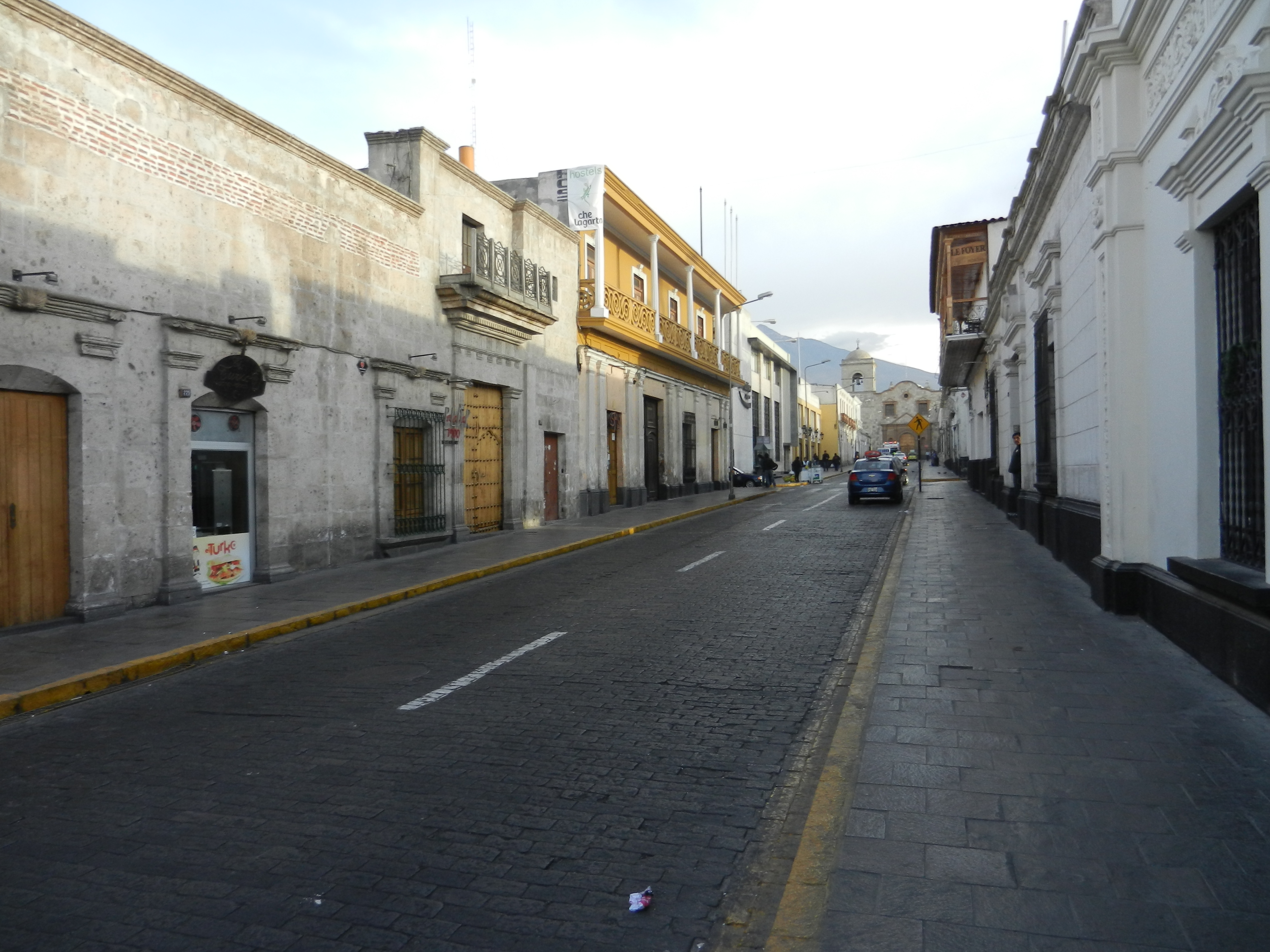 Ville d'Arequipa