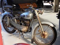 La Sarolea, moto belge
