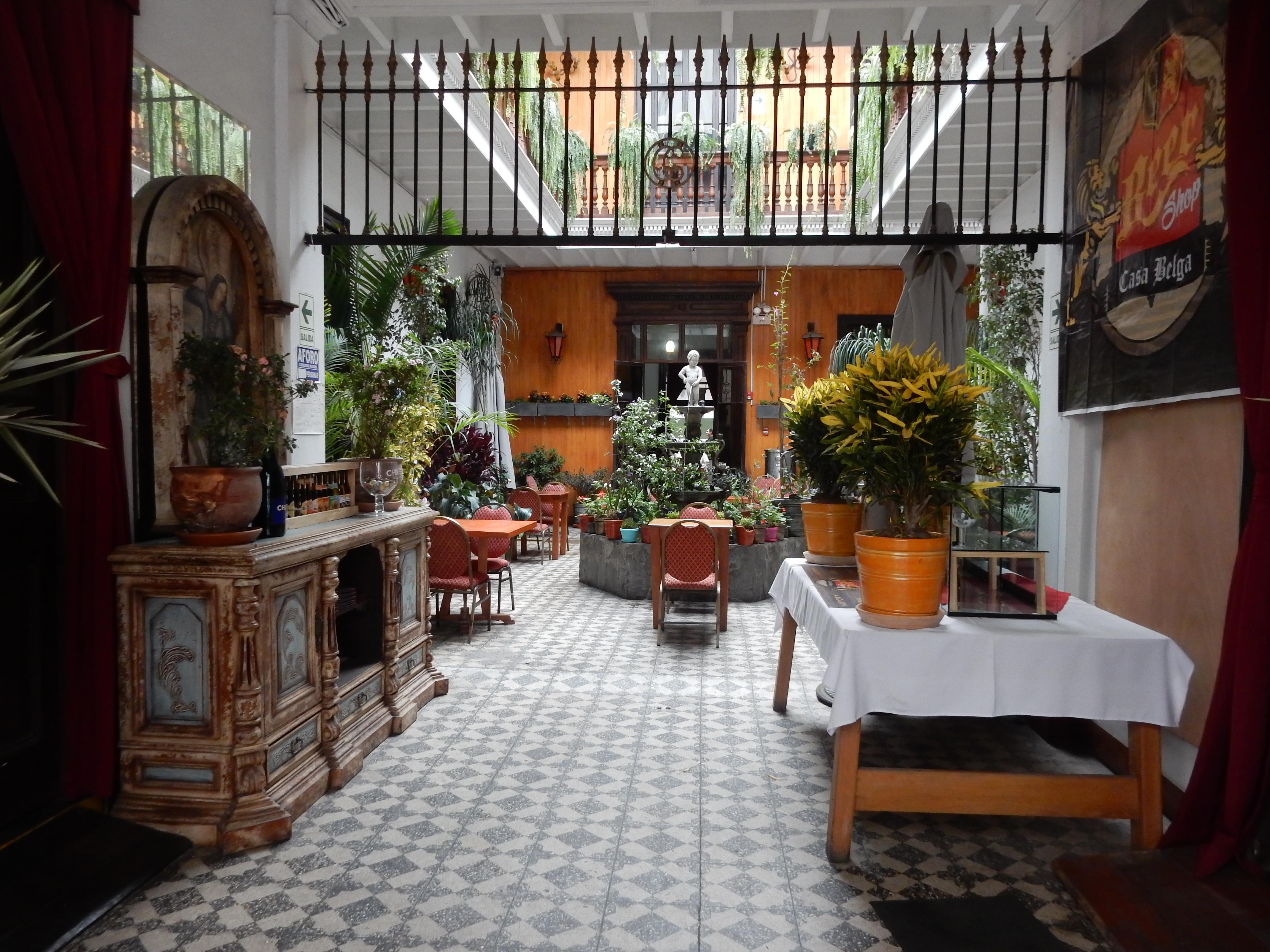 Restaurant Casa Belga