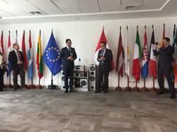 L'Ambassadeur de l'U.E au Pérou