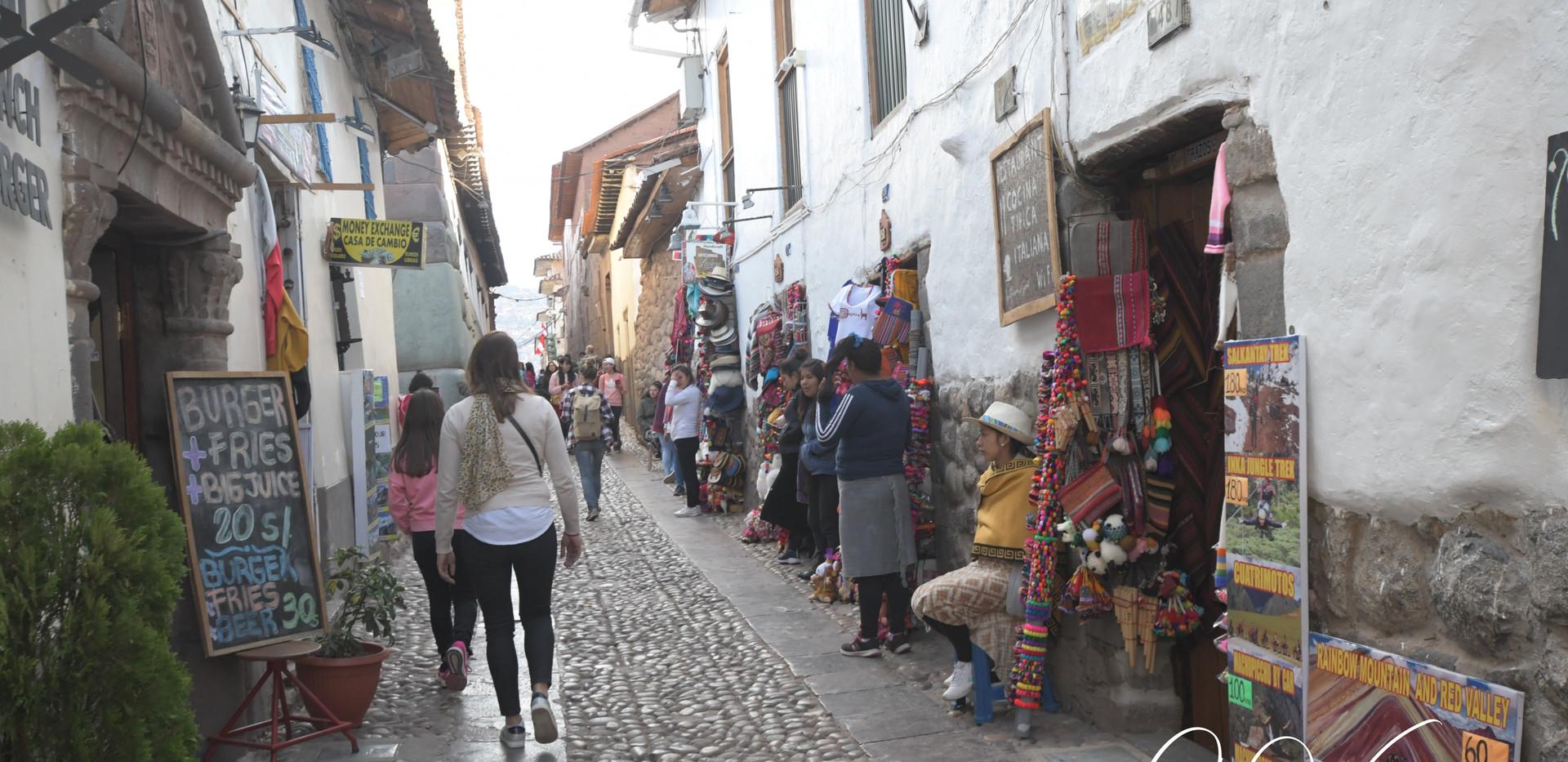 Calle hatun Rumiyuc