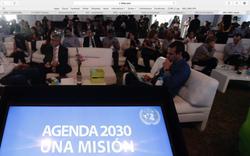 Agenda > 2030 à Nexos +1