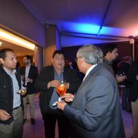 M. Victor Chávez du Dept. Legal de la Chambre de Belgique et du Luxembourg au Pérou