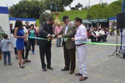 Inauguration EuroMundo