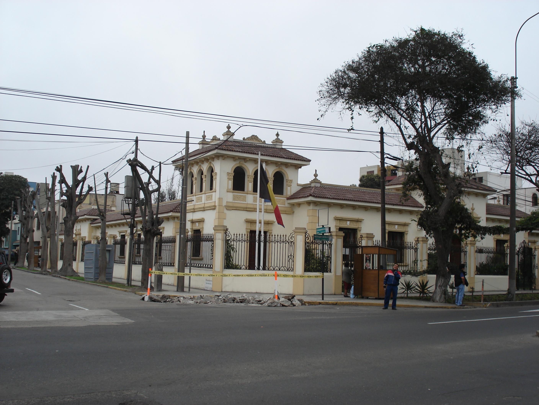 De Belgische Ambassade in Peru