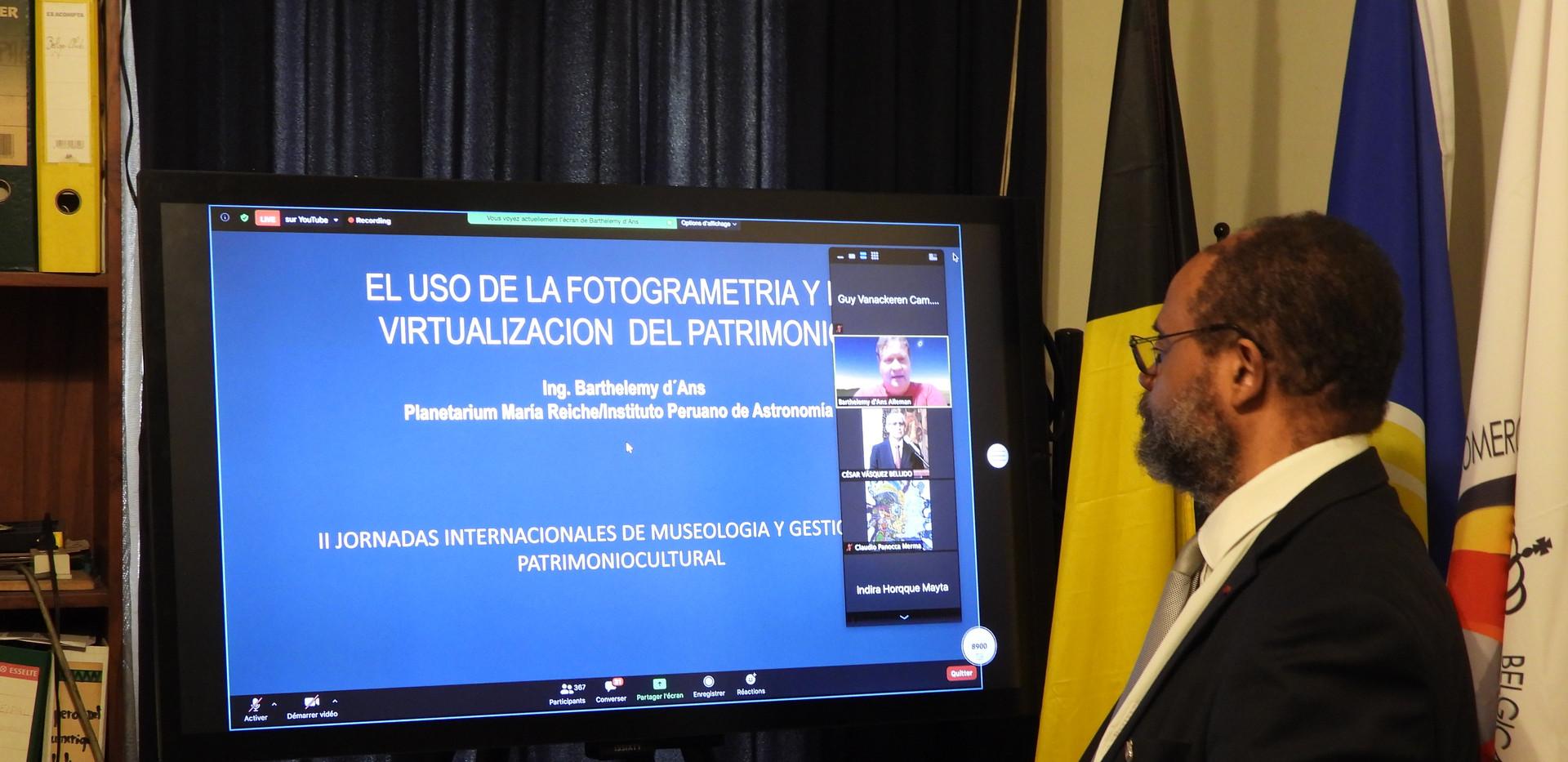 IIe Jornada de Museologia y gestión de patrimonio Cultural
