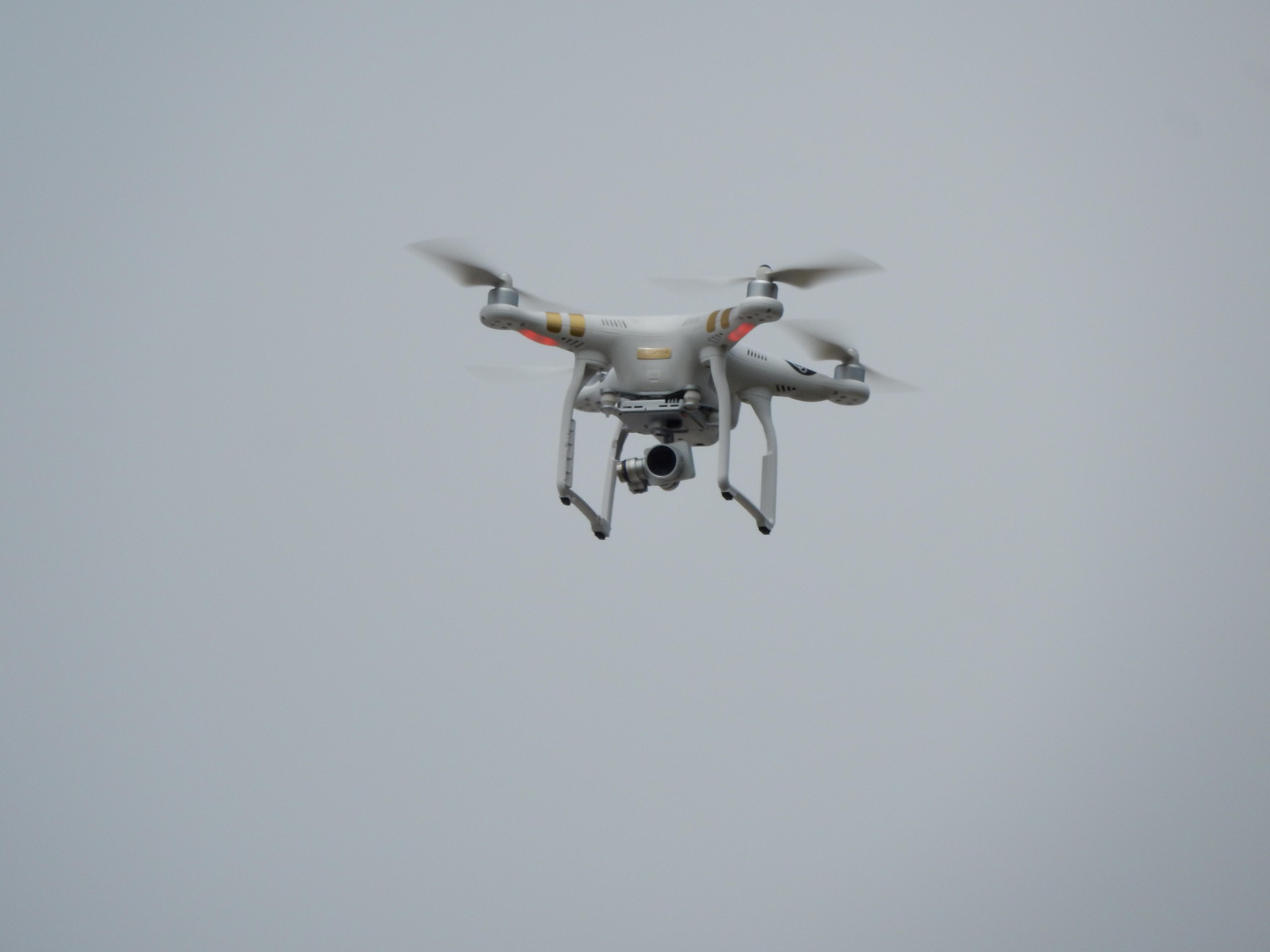 Drone in Nexos + 1