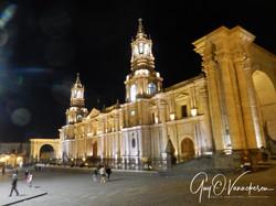 Cathédrale de la ville