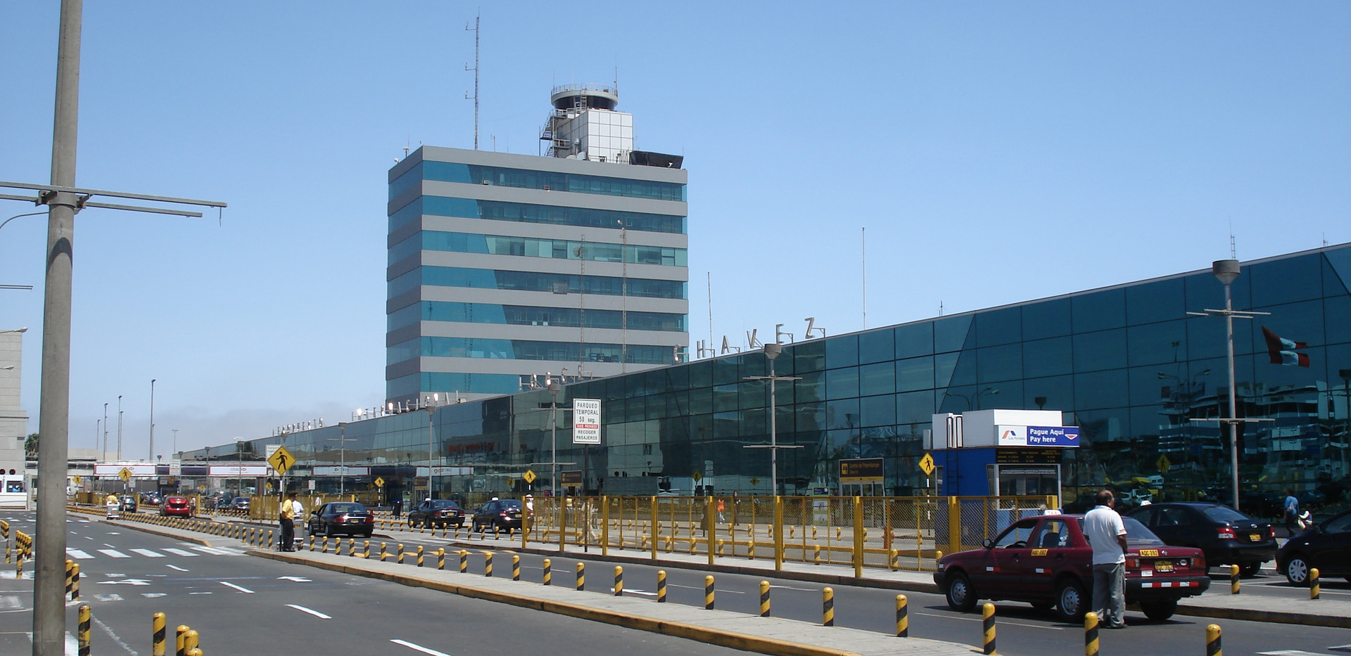 "Aéroport International ""Jorge Chavez"" de Lima"