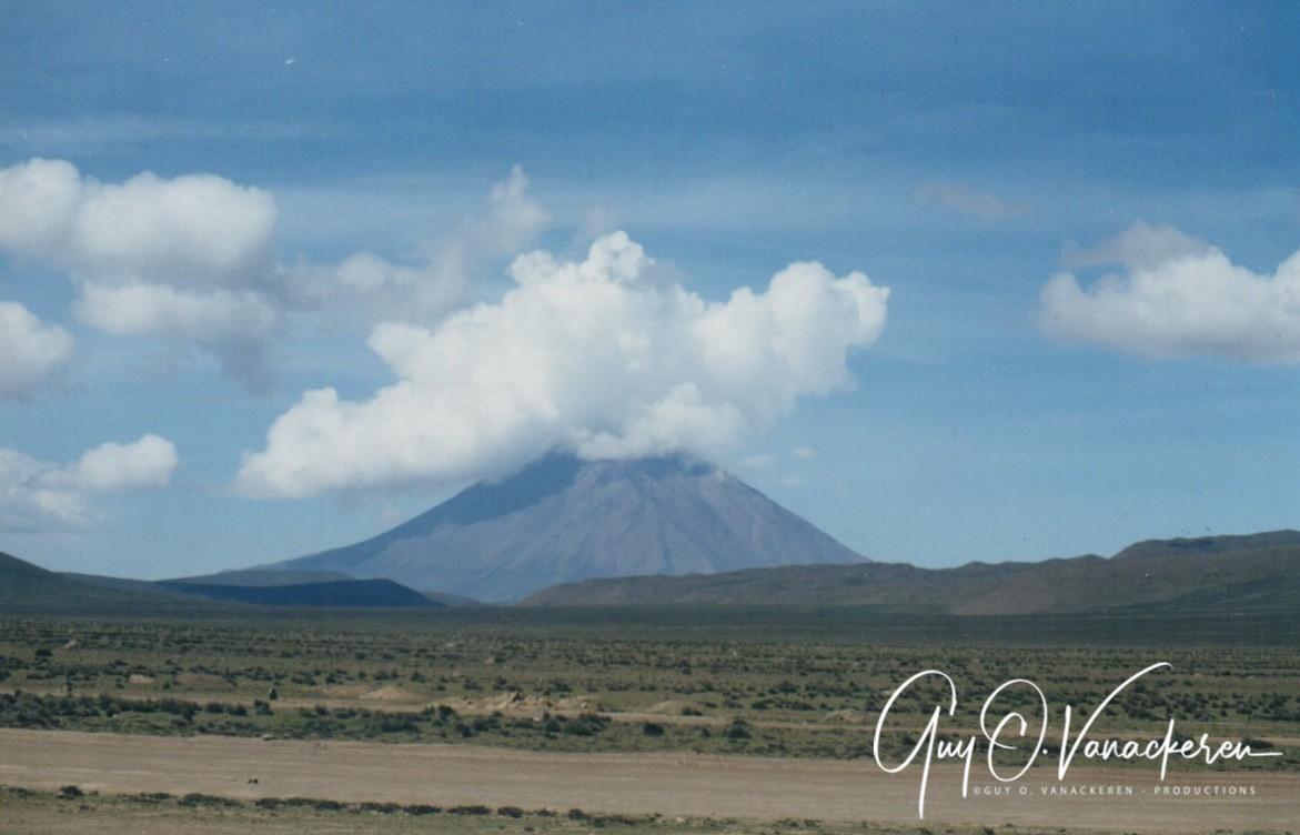 Volcan Misti - Aqp