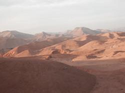 Le Pérou possède divers déserts