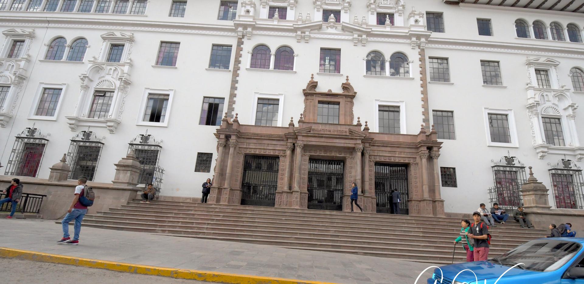 Palais de justice de Cusco Avenida Sol
