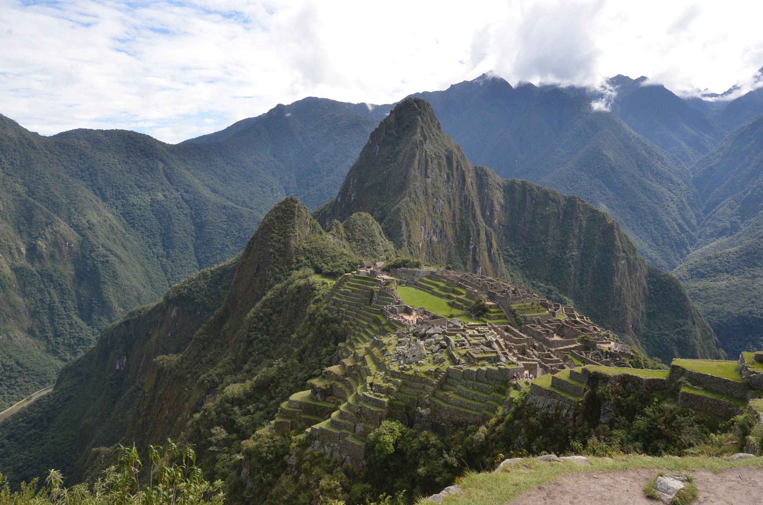 Machu Picchu ©Guy O. Vanackeren