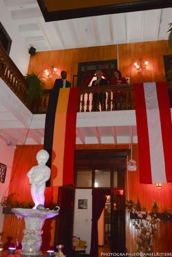 Lima restaurant Casa Belga  ©Guy Vanackeren