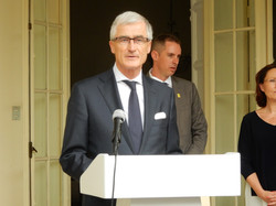 Minister Geert Bourgeois
