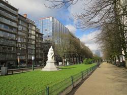 Avenue Louise à Bruxelles ©Guy O. Va
