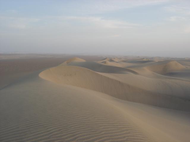 Woestijn van Ica