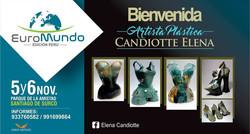 Artiste Belgo Péruvienne à EuroMundo