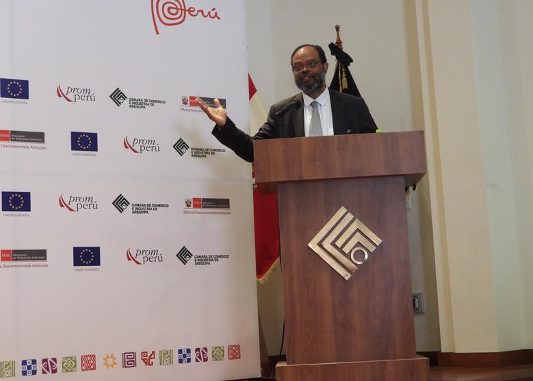 Kamer van Koophandl en Cultuur van België en Luxemburg in Peru.
