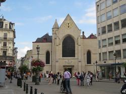 Eglise St Nicolas à Bruxelles