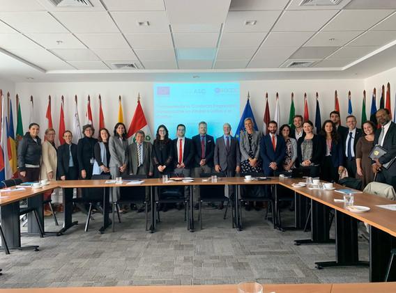 OCDE-U.E-EuroCámaras