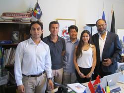 AIESEC & Cámara CCBLP