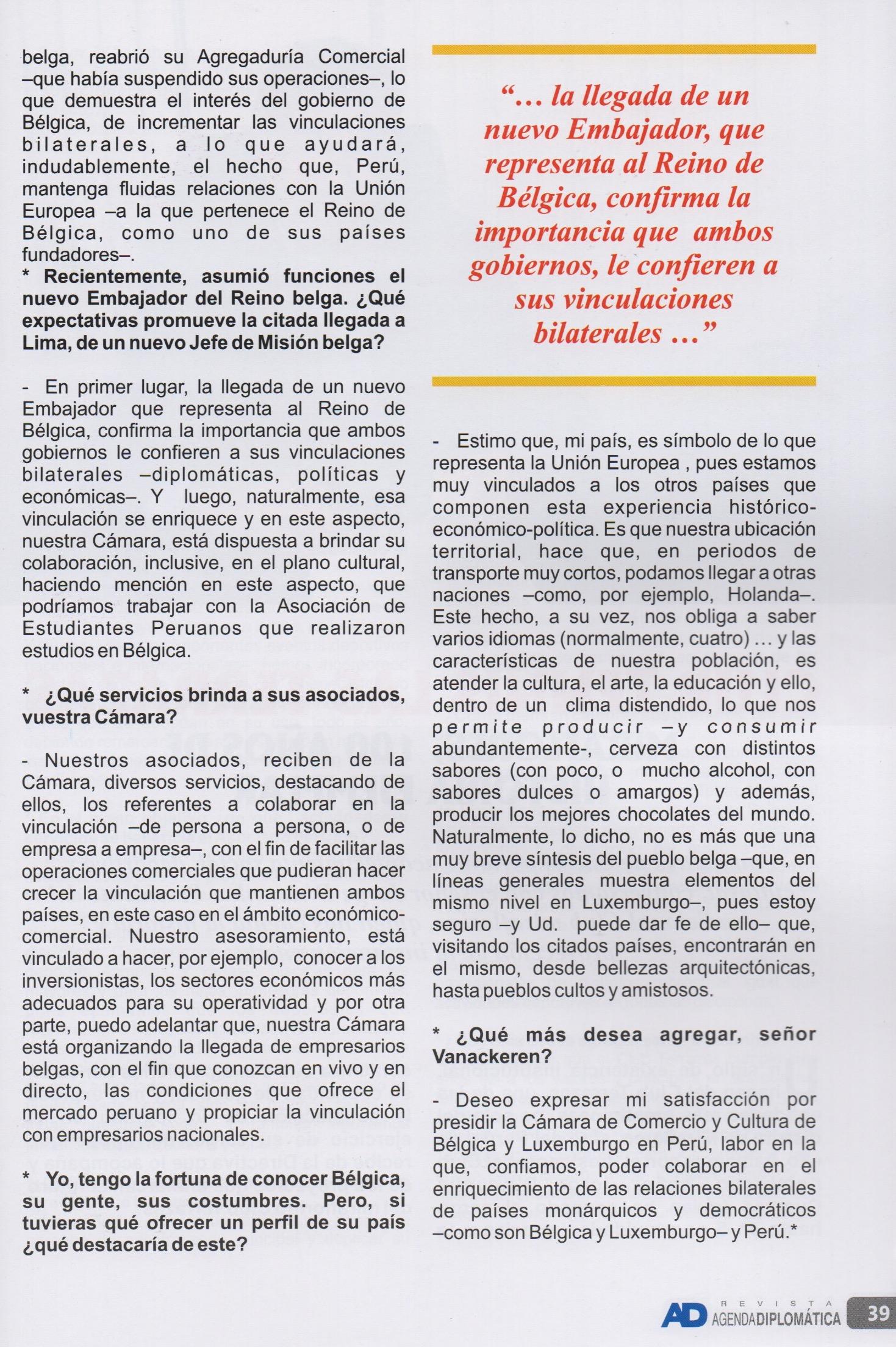 Eurocamaras AD Presidente 3 Cara CCBLP